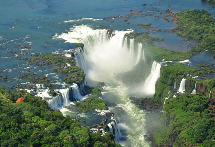 Catarata de Iguazu Argentina