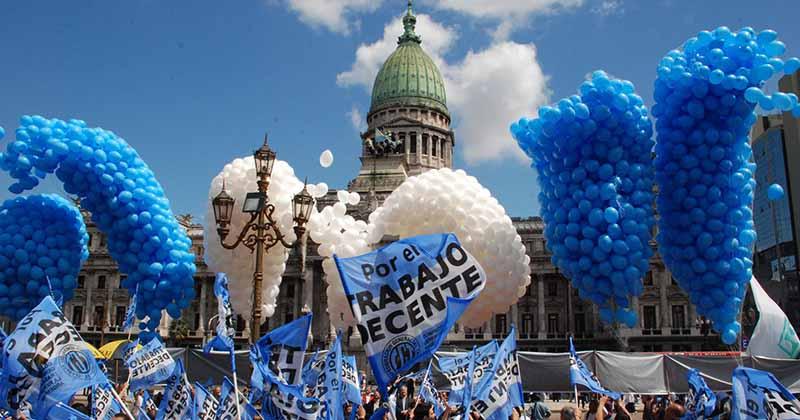 trabajo en Argentina